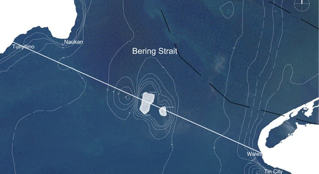 Історія Запитання-цікавинка: На честь кого був названий Берингову протоку?