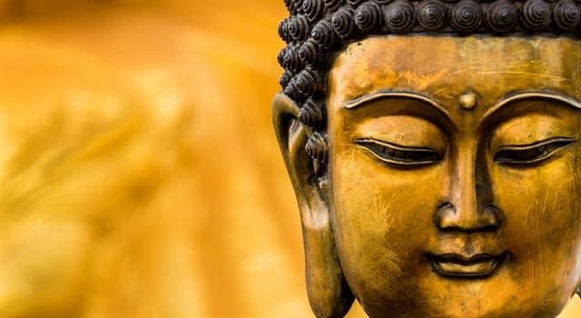 Культура Запитання-цікавинка: В якій країні зародився буддизм?