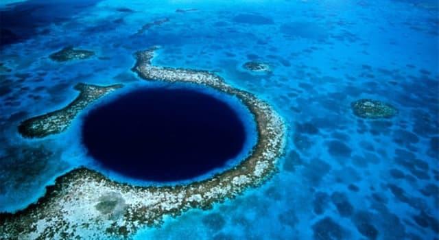 Географія Запитання-цікавинка: В якому Океані перебуває Маріанська западина?