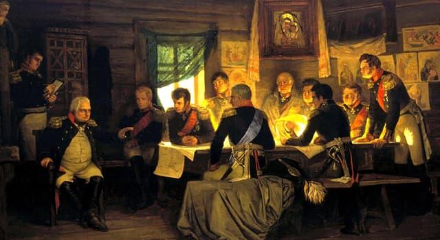 Культура Запитання-цікавинка: В якому романі був описаний рада в Філях (скликаний 1 вересня 1812 року під час Вітчизняної війни)?
