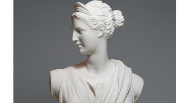 Культура Запитання-цікавинка: У римській міфології, богинею чого була Діана?