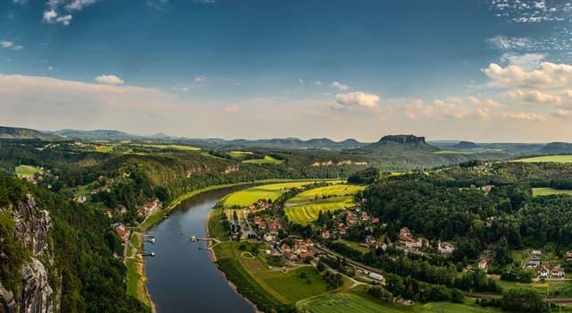 Географія Запитання-цікавинка: До складу якої країни входить Республіка Саксонія?