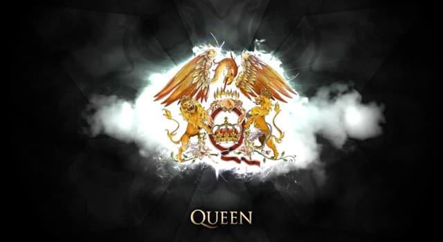 """Kultur Wissensfrage: Vom wem wurde das Emblem der Rockband """"Queen"""" entworfen?"""