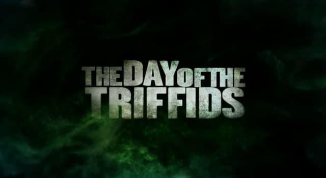 """Kultur Wissensfrage: Von wem wurde ein Science-Fiction-Roman """"Die Triffids"""" geschrieben?"""
