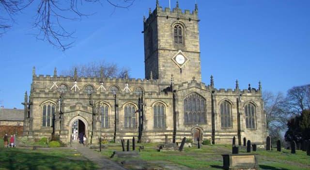 Kultura Pytanie-Ciekawostka: W jakiej części kościoła znajduje się sklepienie?