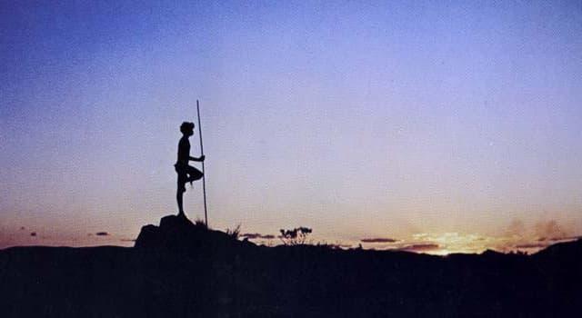 Kultura Pytanie-Ciekawostka: W jakim kraju mężczyźni przechodzą pieszo, podróż w okresie dojrzewania?