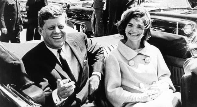 historia Pytanie-Ciekawostka: W której miejscowości został zamordowany prezydent John F. Kennedy?