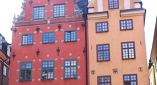 Geografia Pytanie-Ciekawostka: W którym europejskim kraju znajdziesz Stortoget?