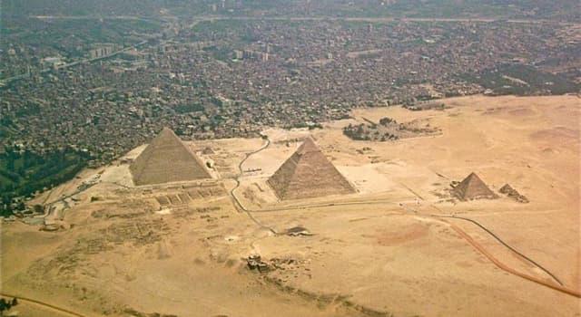 Geografia Pytanie-Ciekawostka: W którym kraju Afryki znajduje się najwięcej piramid?