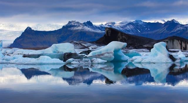 Geografia Pytanie-Ciekawostka: W którym kraju znajduje się największy lodowiec Europy?