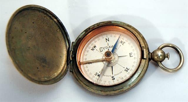 historia Pytanie-Ciekawostka: W którym kraju został wynaleziony kompas?