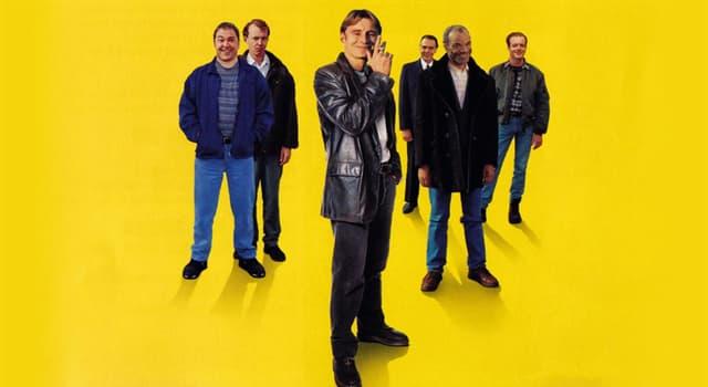 Filmy Pytanie-Ciekawostka: W którym mieście w Wielkiej Brytanii miał miejsce film Goło i wesoło z 1997 roku?
