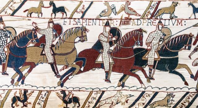 historia Pytanie-Ciekawostka: W którym miesiącu miała miejsce bitwa pod Hastings?