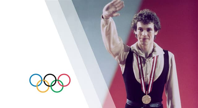 sport Pytanie-Ciekawostka: W którym roku John Curry został mistrzem olimpijskim w łyżwiarstwie figurowym?