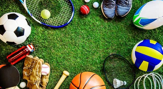 sport Pytanie-Ciekawostka: W którym sporcie używany jest floret?