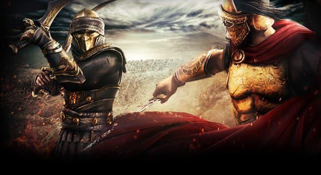 historia Pytanie-Ciekawostka: W którym wieku dzieci Spartanów zaczynały szkolenie wojskowe?