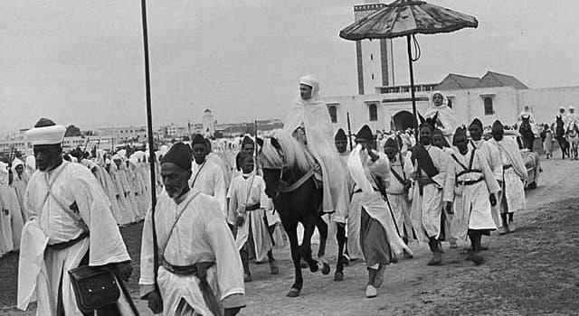 Geschichte Wissensfrage: Wann erlangte Marokko seine volle Unabhängigkeit als Nation?