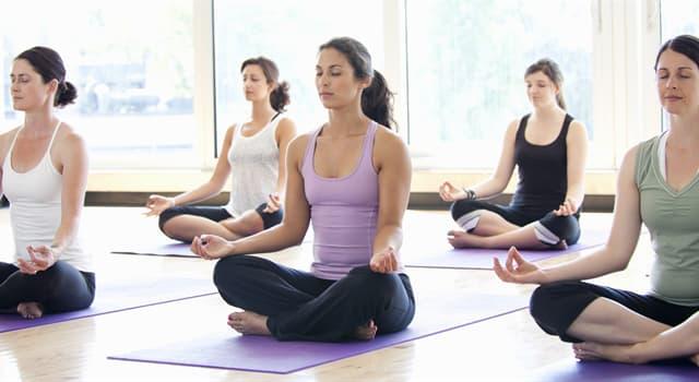 Sport Wissensfrage: Wann wurde der erste Internationale Yogatag gefeiert?