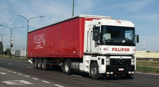 """Kultur Wissensfrage: Was beschreibt der Ausdruck """"Vom Lastwagen gefallen""""?"""