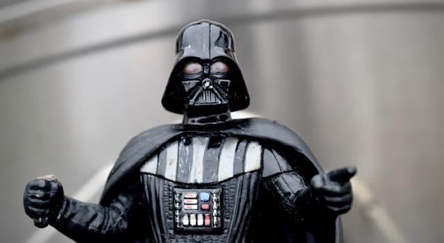 Film & Fernsehen Wissensfrage: Was war Darth Vader's Jedi-Name?