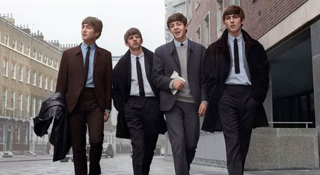 Kultur Wissensfrage: Was war die erste Single des Beatles-eigenen Plattenlabels Apple Records?