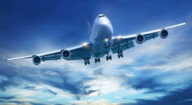 """Filmy Pytanie-Ciekawostka: Według słów Raymonda z """"Rain Man"""", żaden z samolotów których linii lotniczych nigdy nie rozbił się?"""