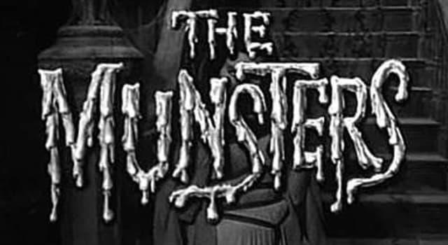 """Film & Fernsehen Wissensfrage: Welche Art von Kreatur war Opa in der TV-Comedy-Serie """"Die Munsters""""?"""