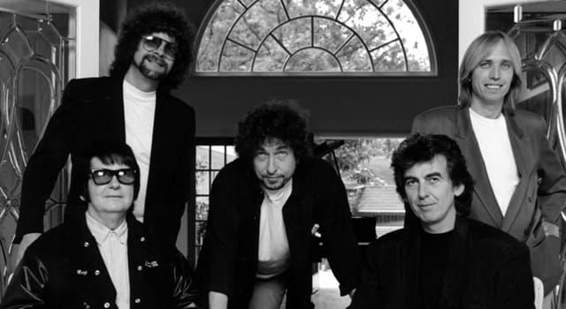 Kultur Wissensfrage: Welche Band wurde von George Harrison, Tom Petty, Roy Orbison, Bob Dylan und Jeff Lynne gegründet?
