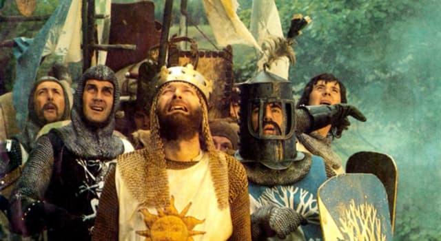 """Film & Fernsehen Wissensfrage: Welche Broadway-Show basiert auf dem Film """"Die Ritter der Kokosnuss""""?"""