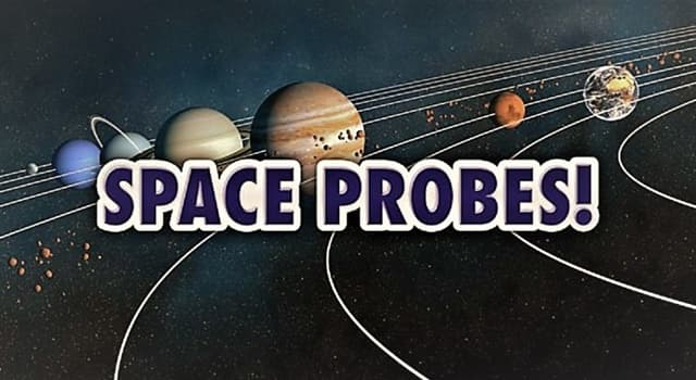 Geschichte Wissensfrage: Welche dieser Raumsonden wurde 1977 gestartet?