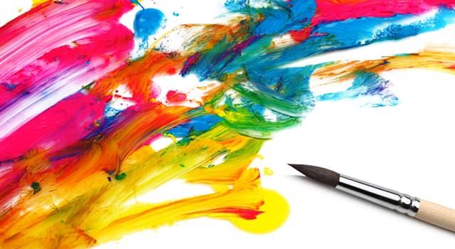 Kultur Wissensfrage: Welche Farben sollte man mischen, um grün zu erhalten?