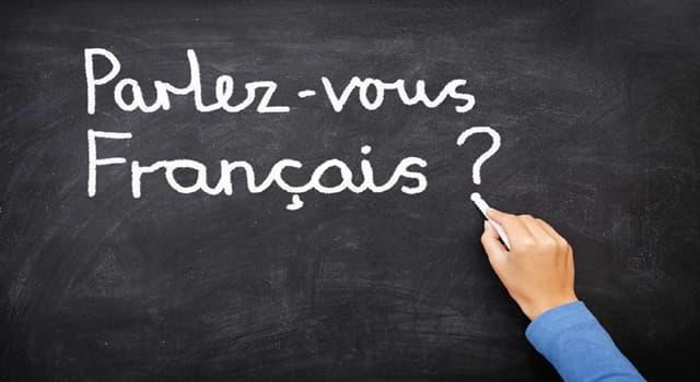 Geographie Wissensfrage: Welche ist die zweitgrößte französischsprachige Stadt der Welt?