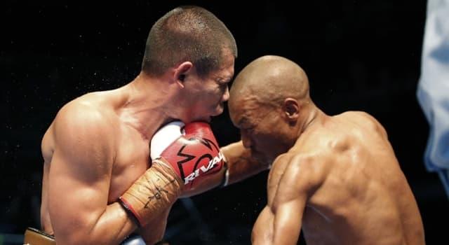 Sport Wissensfrage: Welche Nationalität hat der Boxstar Chris John?