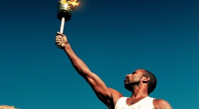 """Sport Wissensfrage: Welche olympischen Spiele wurde unter dem Motto """"Willkommen Daheim"""" ausgetragen?"""