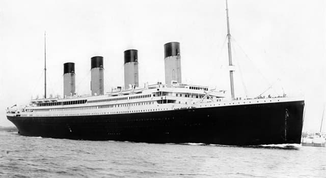 Geschichte Wissensfrage: Welche Reederei hat die RMS Titanic betrieben?
