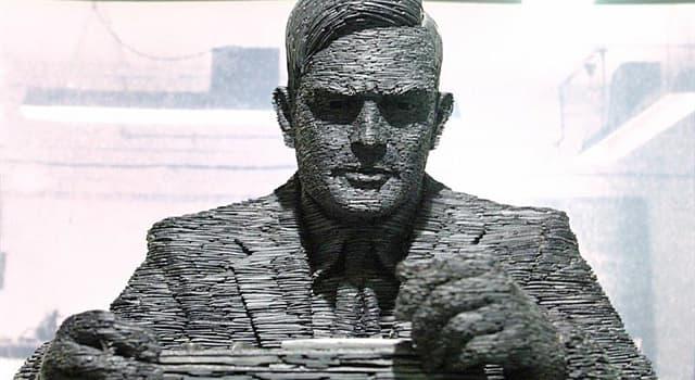 Geschichte Wissensfrage: Welche Rolle spielte Alan Turing im Zweiten Weltkrieg?