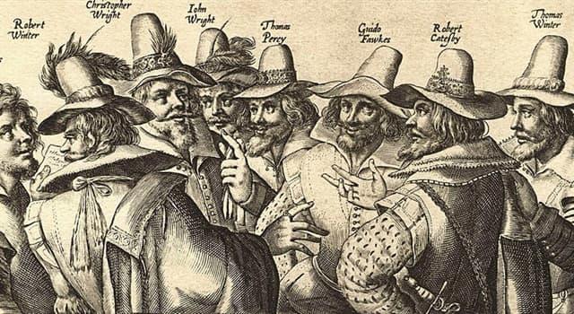 Geschichte Wissensfrage: Welchen Namen gab sich Guy Fawkes, als er Nachts am 4. November 1605 im Parlament verhaftet wurde?