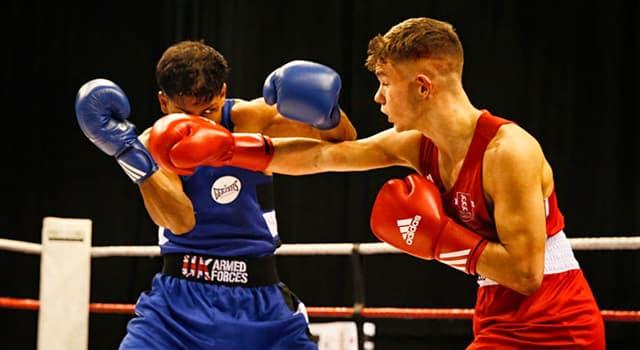 """Sport Wissensfrage: Welcher Boxer sagte """"I am the greatest!""""?"""