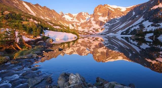 Geographie Wissensfrage: Welcher der fünf großen Seen Nordamerikas ist der größte?