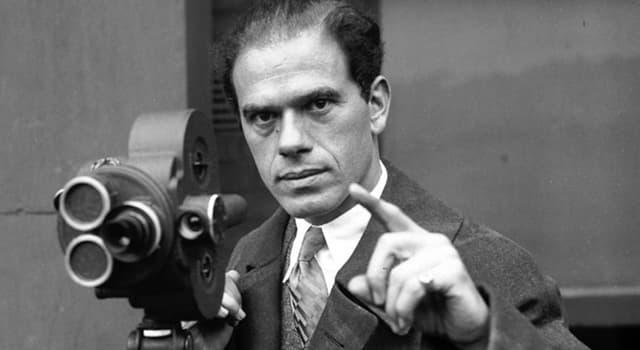 Film & Fernsehen Wissensfrage: Welcher dieser Frank Capra Filme gewann keinen Oscar für den Besten Regisseur?