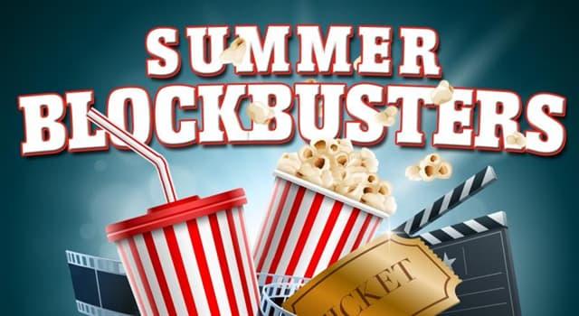 Film & Fernsehen Wissensfrage: Welcher Film ist als erster Sommer-Blockbuster bekannt?