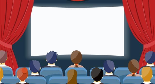 """Film & Fernsehen Wissensfrage: Welcher Filmemacher sagte: """"Gib mir zwei Seiten der Bibel und ich gebe dir ein Bild""""?"""