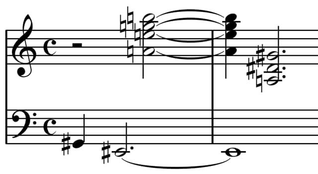 Kultur Wissensfrage: Welcher Komponist schrieb atonale Musik?