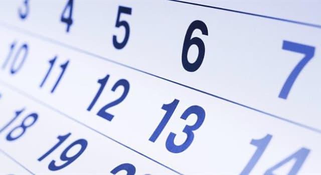 Kultur Wissensfrage: Welcher Monat im Jahr ist nach einem Kaiser des antiken Roms benannt?