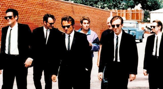 """Film & Fernsehen Wissensfrage: Welcher """"Reservoir Dogs"""" -Schauspieler war im wirklichen Leben ein Bankräuber?"""
