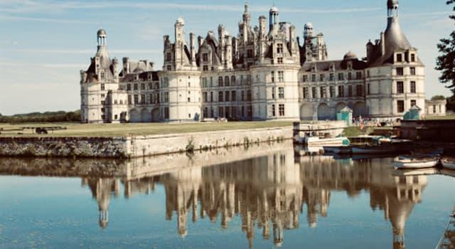 Kultur Wissensfrage: Welches Einzelstück befindet sich im Schloss Chambord, Frankreich?