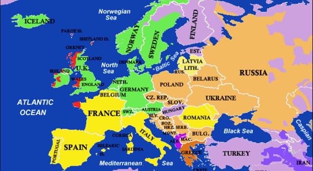 Gesellschaft Wissensfrage: Welches europäisches Land hatte vor dem Euro keine offizielle Währung?