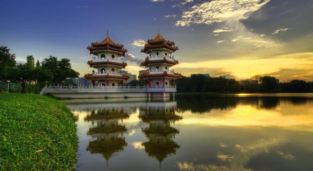 Kultur Wissensfrage: Welches Geschenk wird in China oft als Pech angesehen?