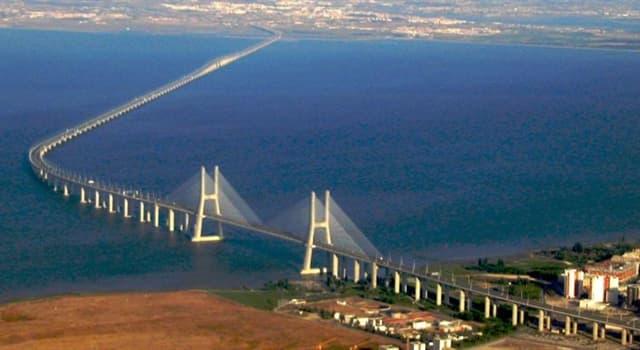 Geographie Wissensfrage: Welches ist die längste Brücke über Wasser in der USA?