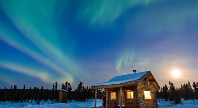 Geschichte Wissensfrage: Welches Land verkaufte Alaska 1867 an die Vereinigten Staaten?